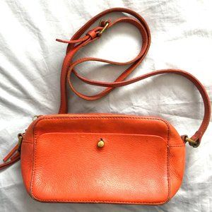 COPY - Madewell Leather Crossbody Bag